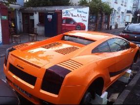 Camille car garage Arcueil