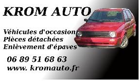 KROM AUTO Garennes sur Eure